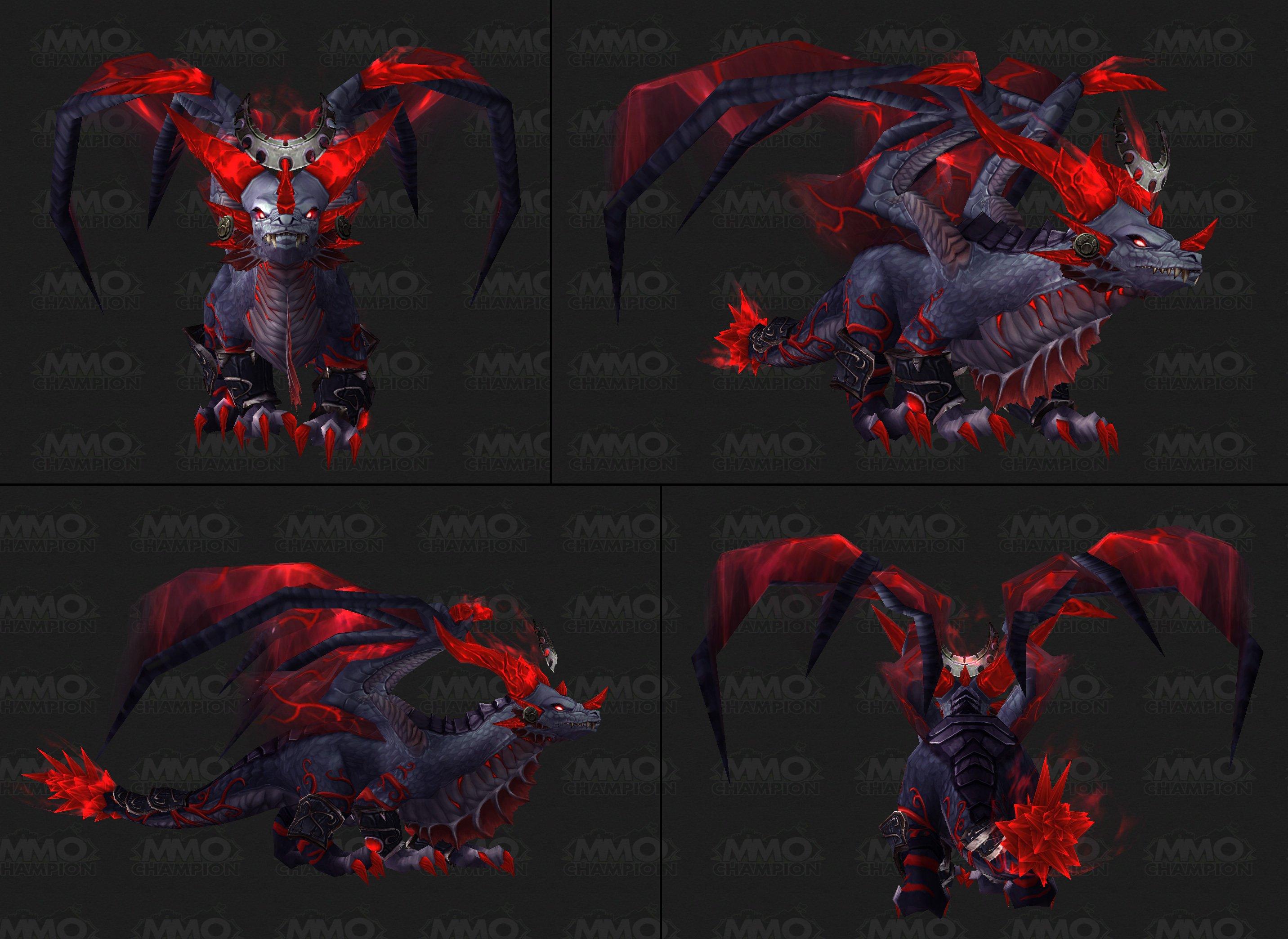 World of warcraft legion beta datamined stuff neogaf