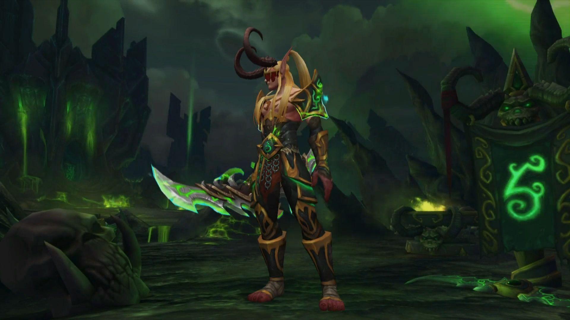 legion 12 character slots
