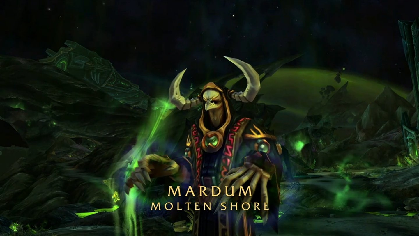 how to start the deamon hunter mount quests