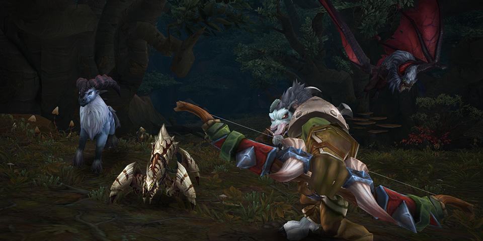 Best in slot beast mastery hunter