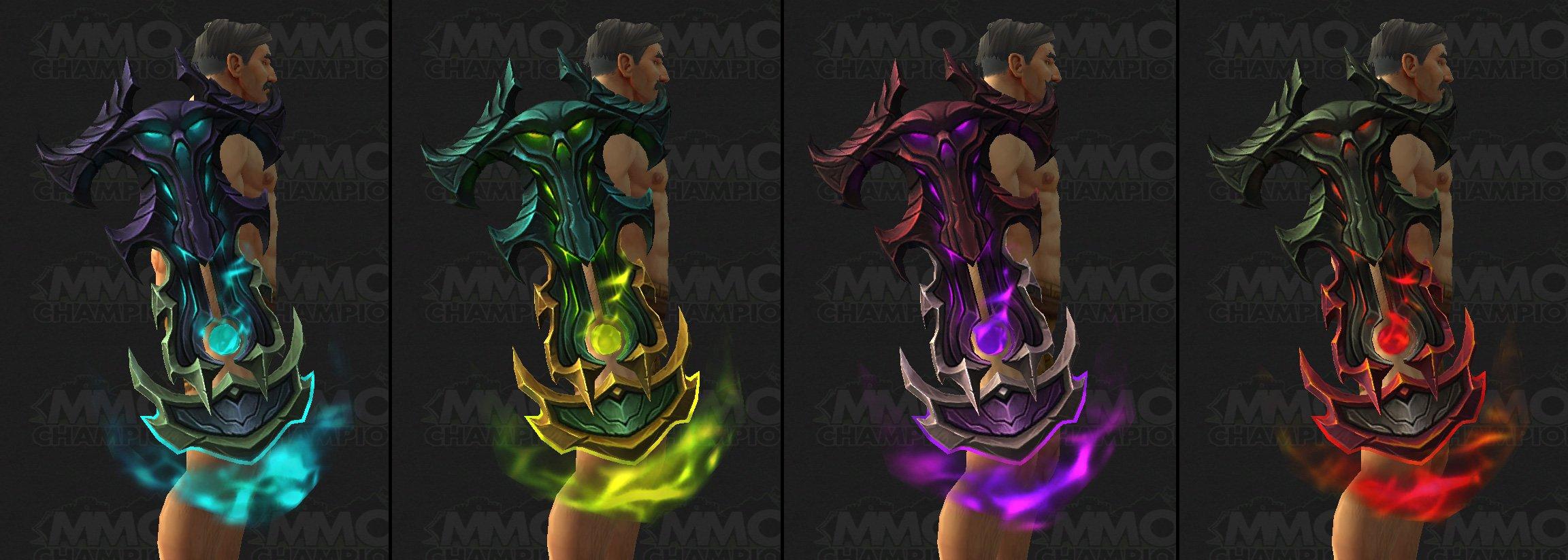 Wow Mage Best Dps Builds Legion