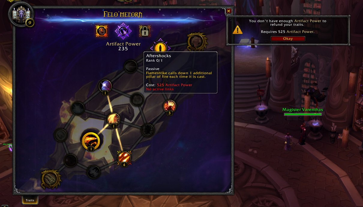 hunter artifact quest line