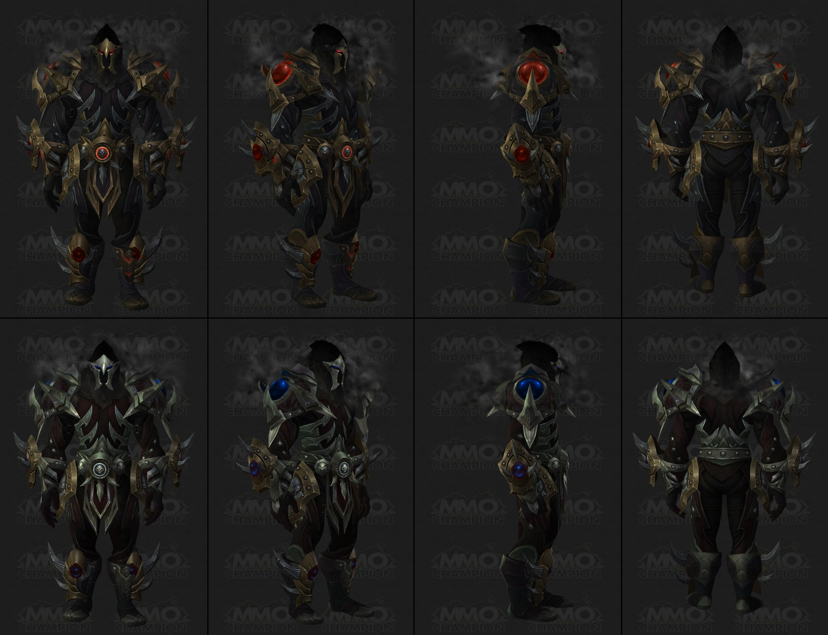 Legion - Additional 3D Armor Pieces - MMO-Champion