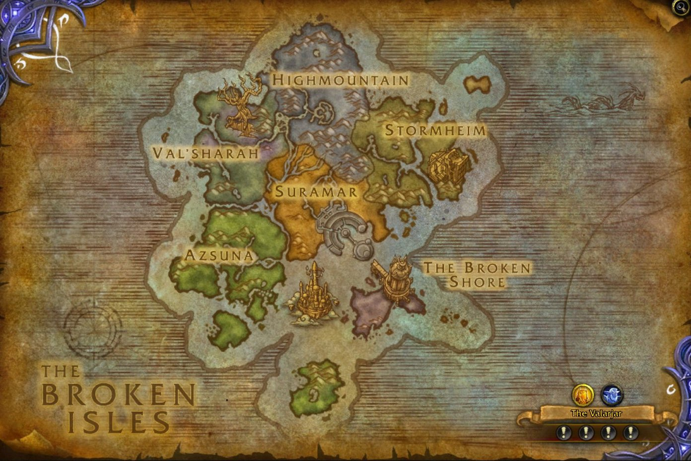 Legion - World Quests - MMO-Champion