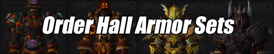 Legion Class Order Halls Mmo Champion