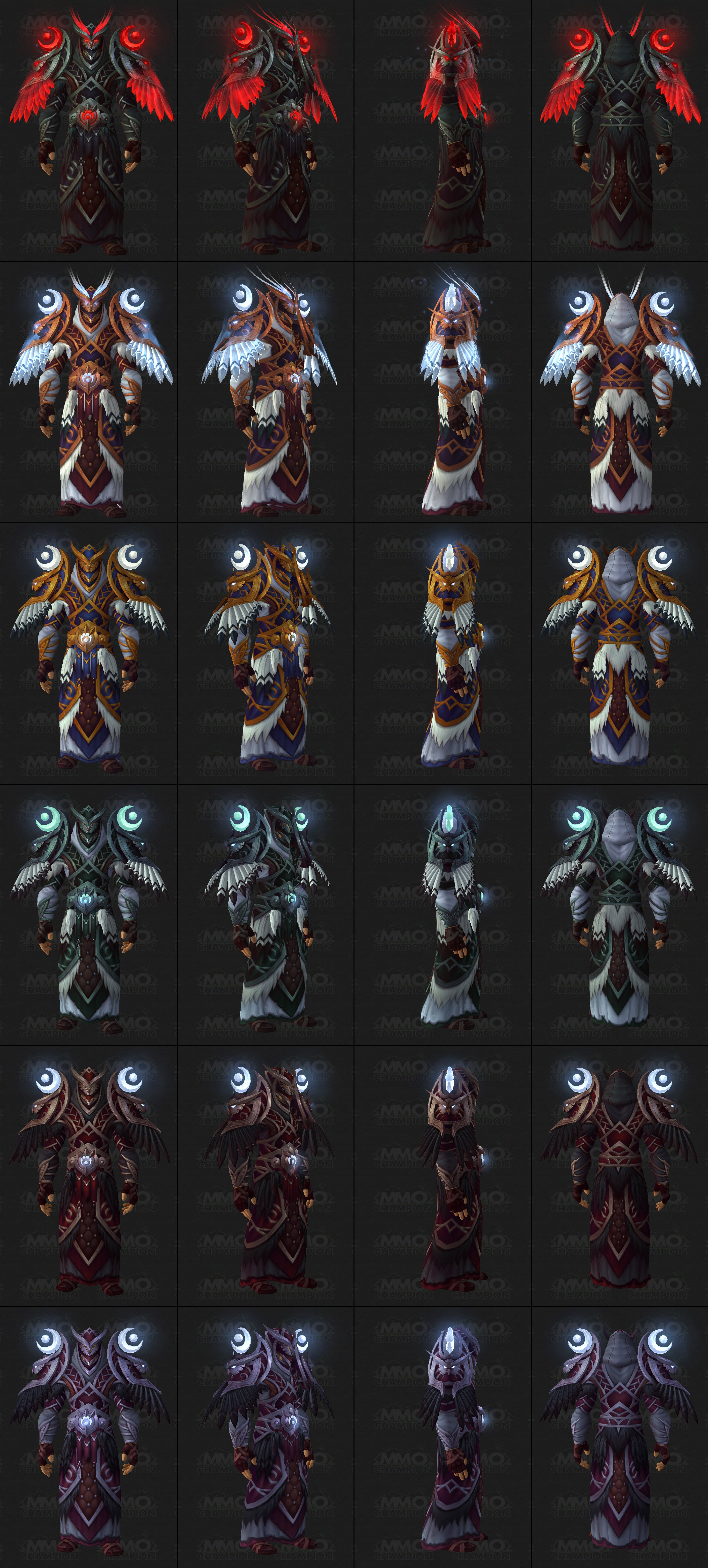 An error occurred.  sc 1 st  MMO-Ch&ion & Tier 19 Armor Sets - MMO-Champion