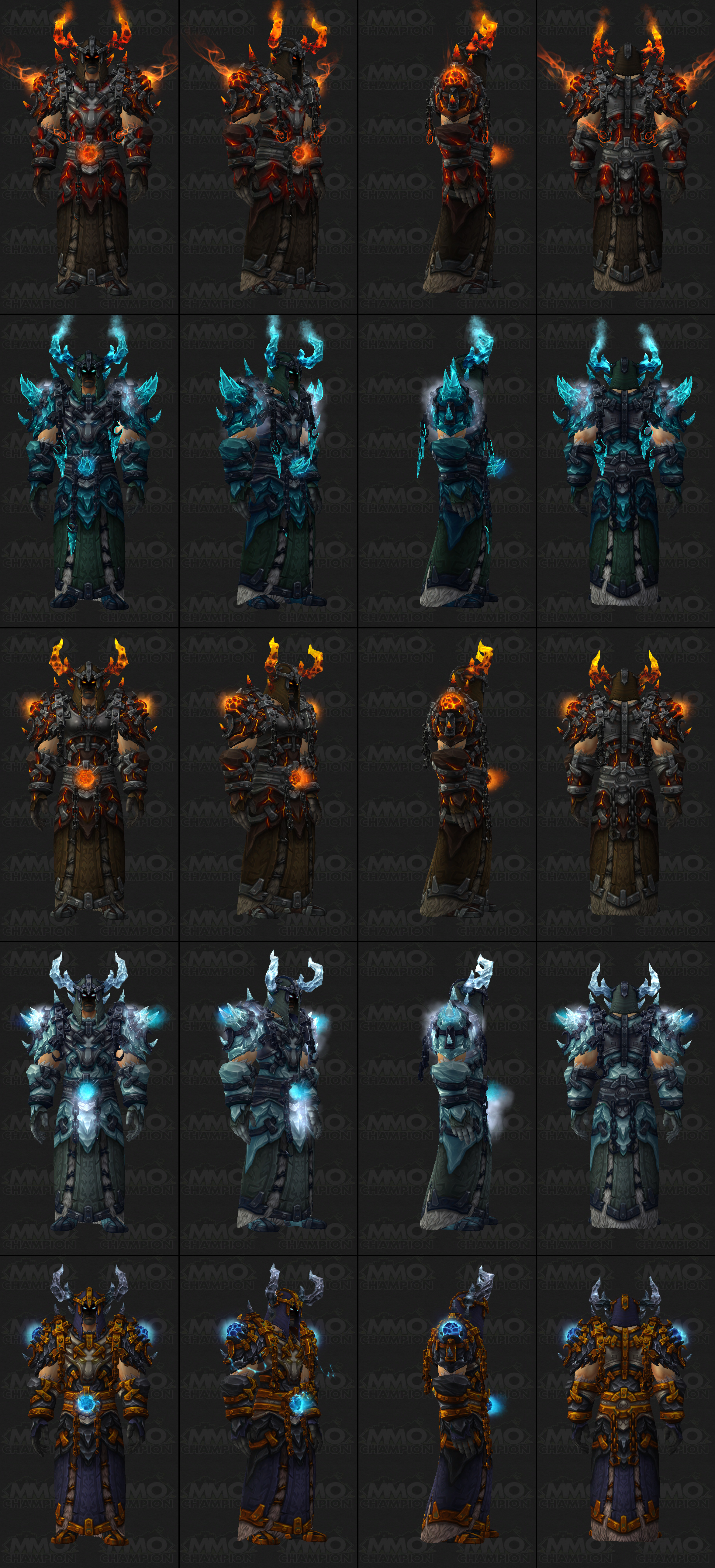 Tier 19 Armor Sets - MMO-Champion