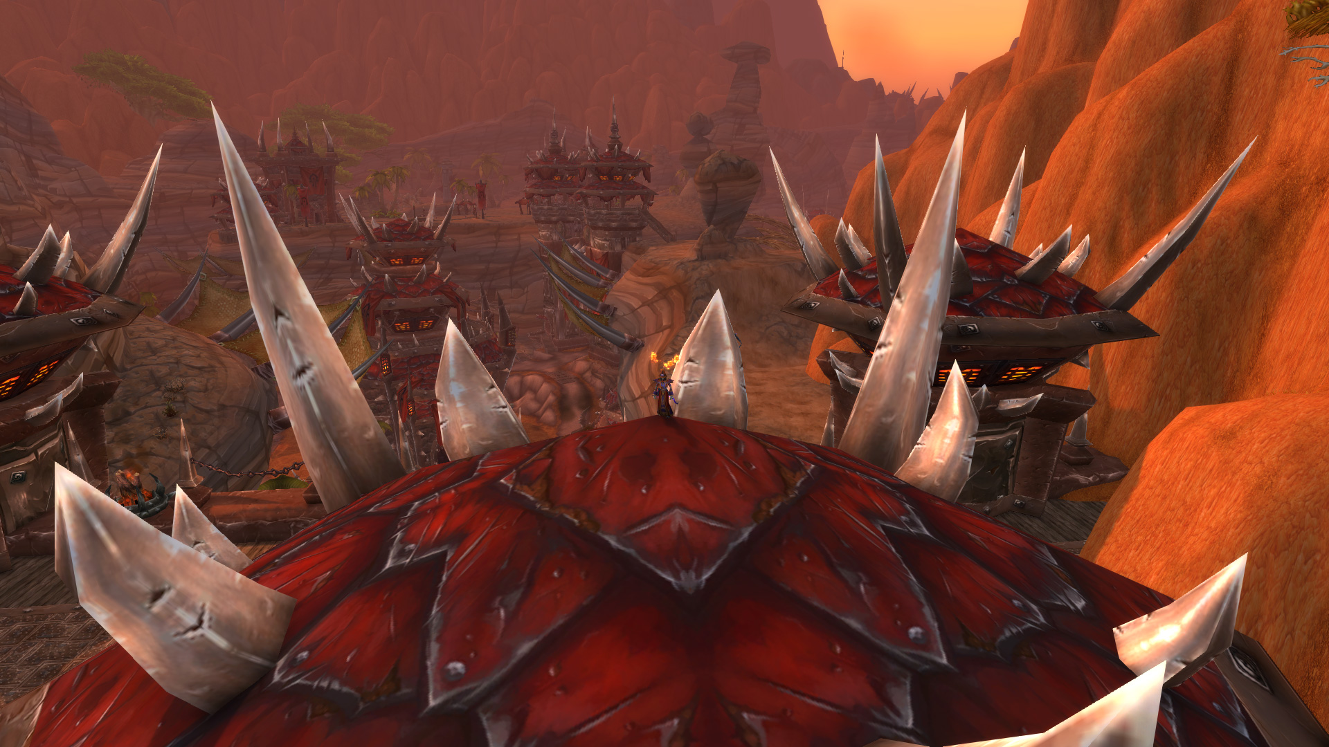 wow legion how to get to forge