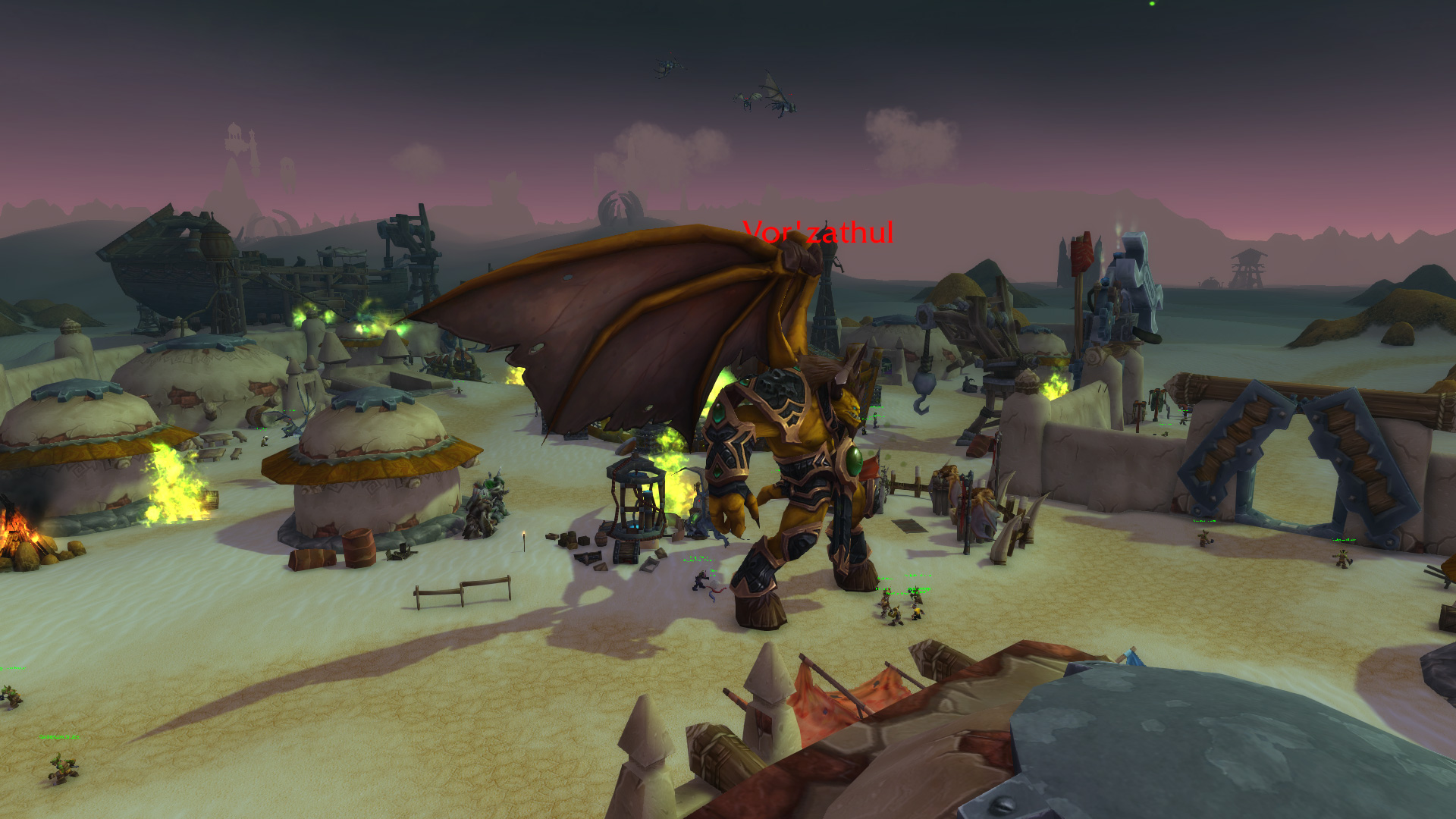 Legion Features Update Demon Invasion Event Warcraft Movie Updates