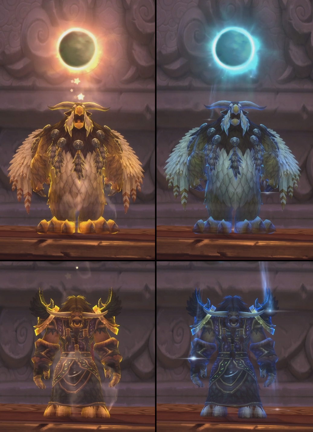 Balance Druid Spell Animations, WoW Chronicle Volume 1