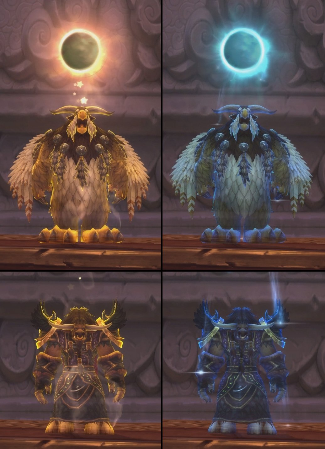 What Is Marsala Wine: Balance Druid Spell Animations, WoW Chronicle Volume 1