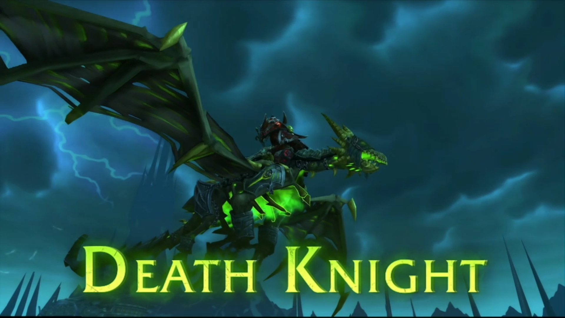 how to get death knight