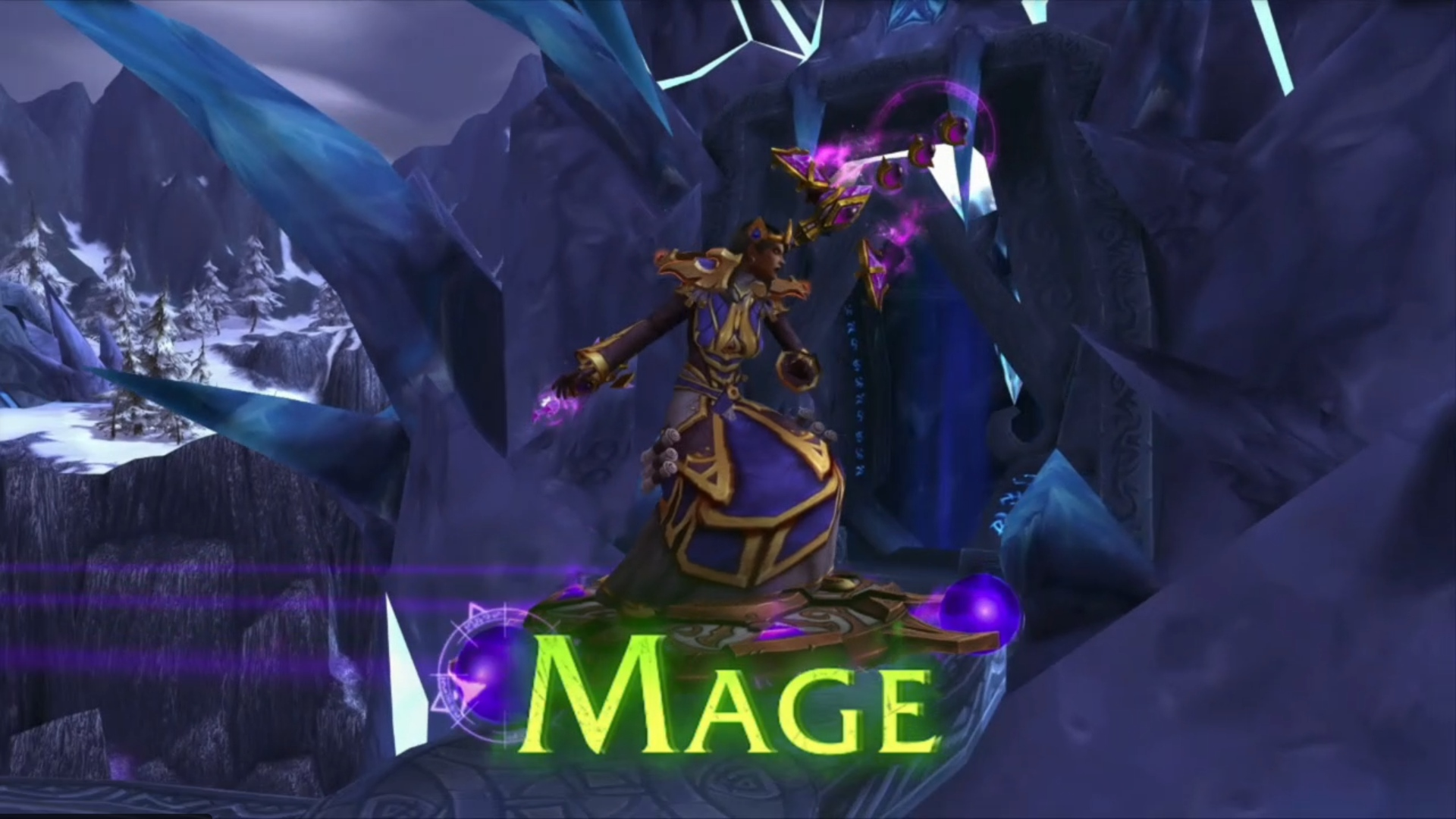 Wow legion best mage options