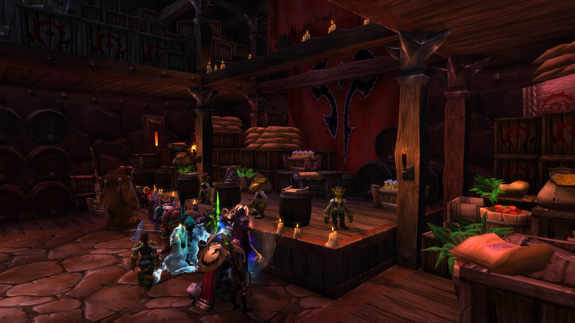 Patch 7.2.5   Auction House Dance Studio Decorations There Were A Few  Models Added For The Auction House Dance Studio In The Recent PTR Build.