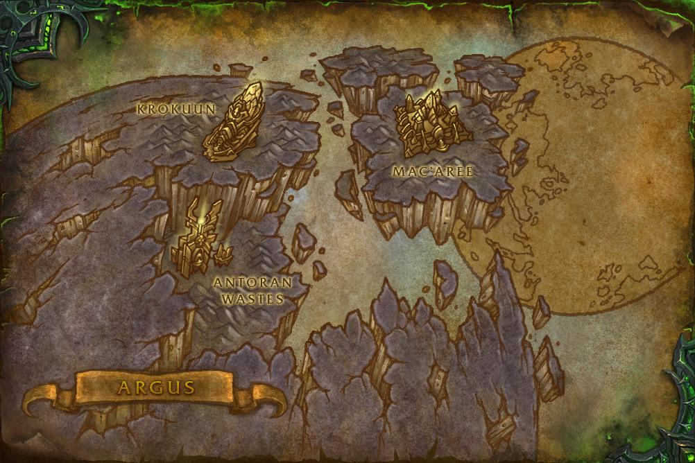 New argus map from mmo champion wow spoilernew argus map from mmo champion gumiabroncs Image collections