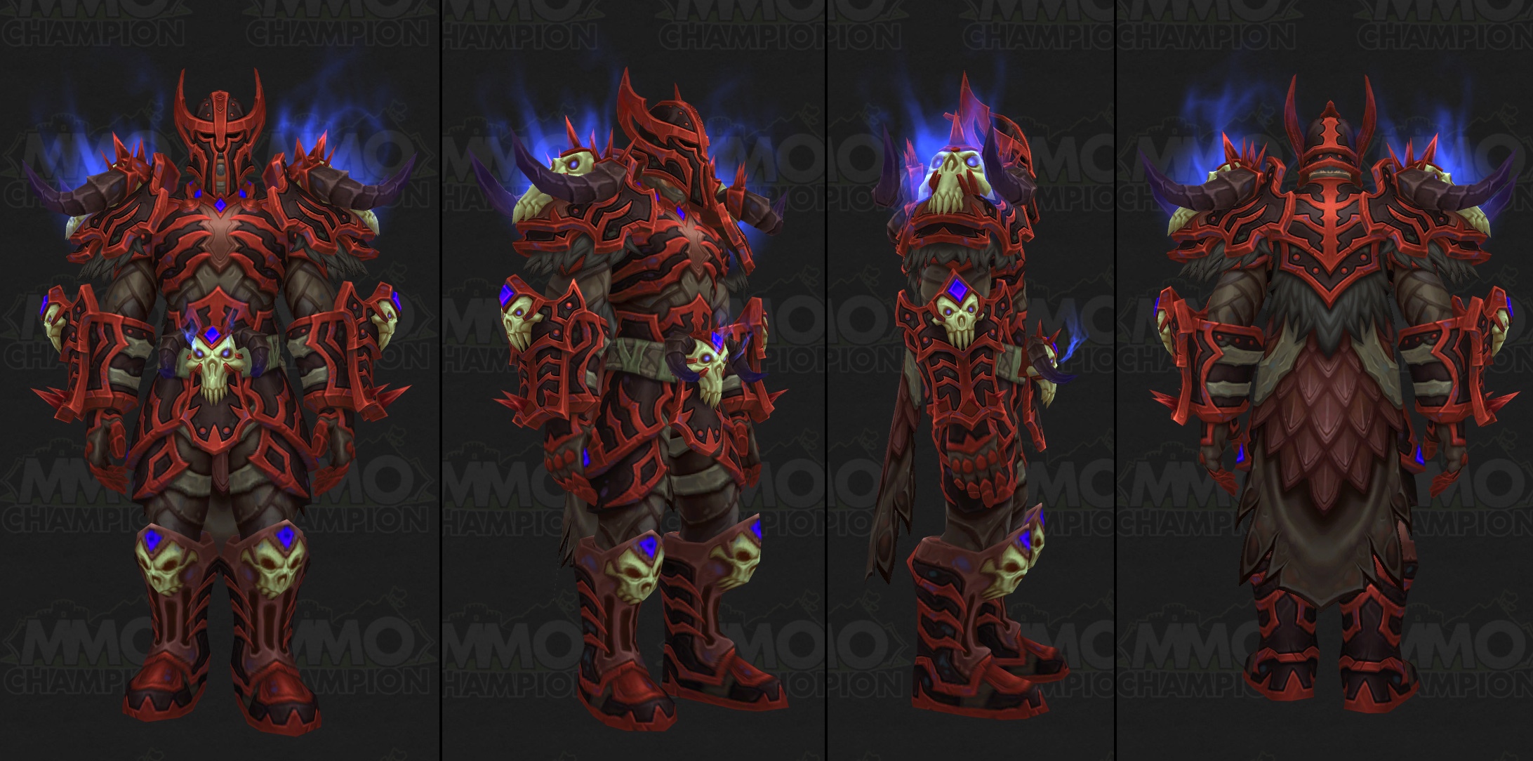 Legion Pvp Season 5 Armor Sets Aug 30 Hotfixes Tweets Art Contest