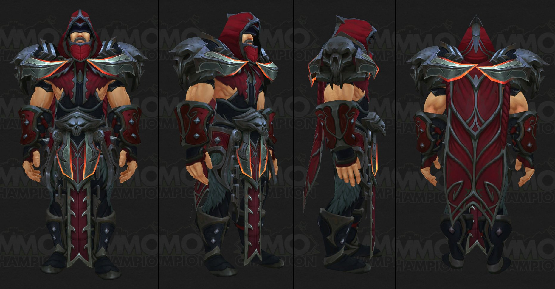 How to get DH PvP gear ?
