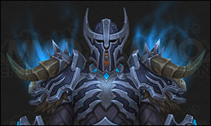 Death Knight Legion PvP Season 5 Alliance Armor Set
