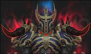 Death Knight Legion PvP Season 5 Elite Armor Set