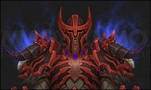 Death Knight Legion PvP Season 5 Horde Armor Set