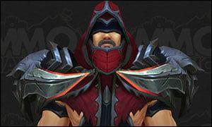Demon Hunter Legion PvP Season 5 Horde Armor Set