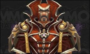 Mage Legion PvP Season 5 Horde Armor Set