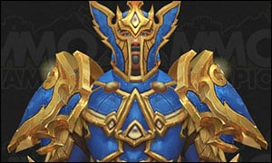 Paladin Legion PvP Season 5 Alliance Armor Set