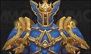 Paladin Legion PvP Season 5 Alliance Armor Set