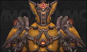 Paladin Legion PvP Season 5 Horde Armor Set