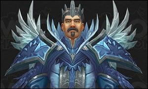 Priest Legion PvP Season 5 Alliance Armor Set
