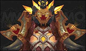 Shaman Legion PvP Season 5 Horde Armor Set