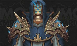 Warlock Legion PvP Season 5 Alliance Armor Set
