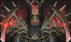 Warlock Legion PvP Season 5 Elite Armor Set