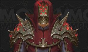 Warlock Legion PvP Season 5 Horde Armor Set