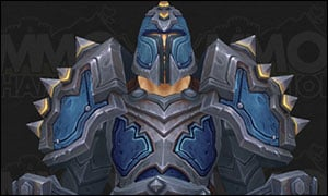 Warrior Legion PvP Season 5 Alliance Armor Set