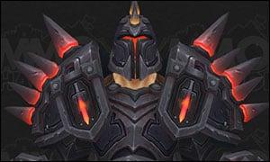 Warrior Legion PvP Season 5 Elite Armor Set