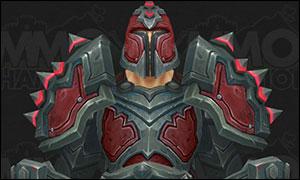 Warrior Legion PvP Season 5 Horde Armor Set