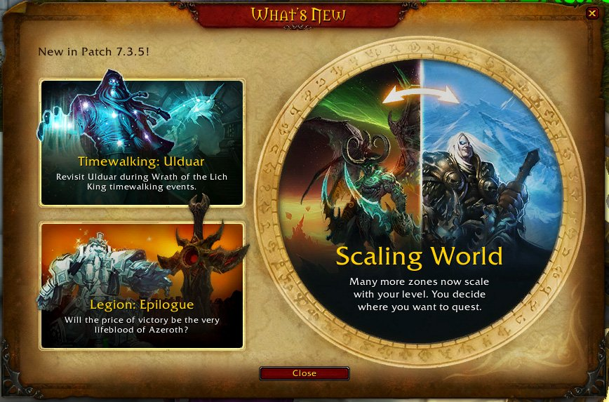 world of warcraft release date