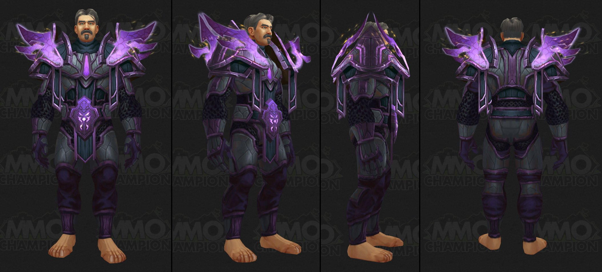 how to get void elfs in wow