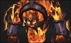 Shaman Class Mount Fire