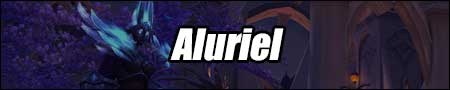 Aluriel Guide - The Nighthold