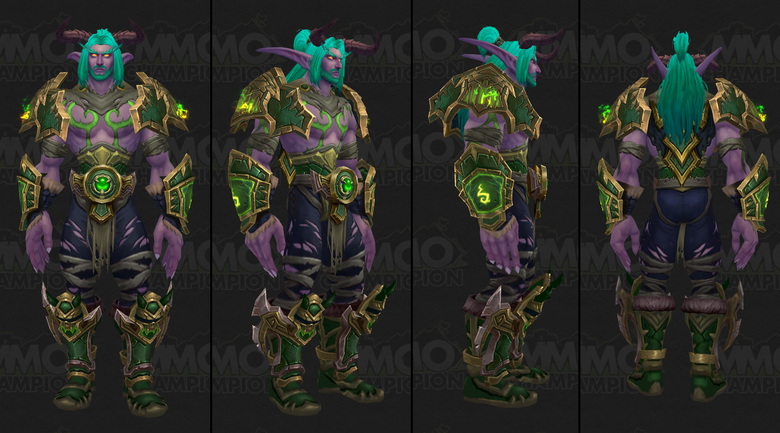 Best Hunter Build Wow Legion