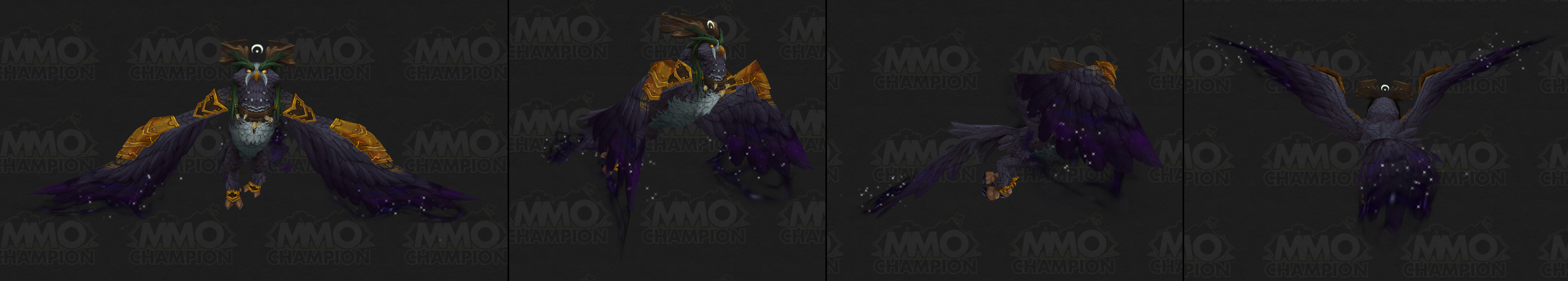 Patch 7.2: Updated Travel Form – The Dreamgrove