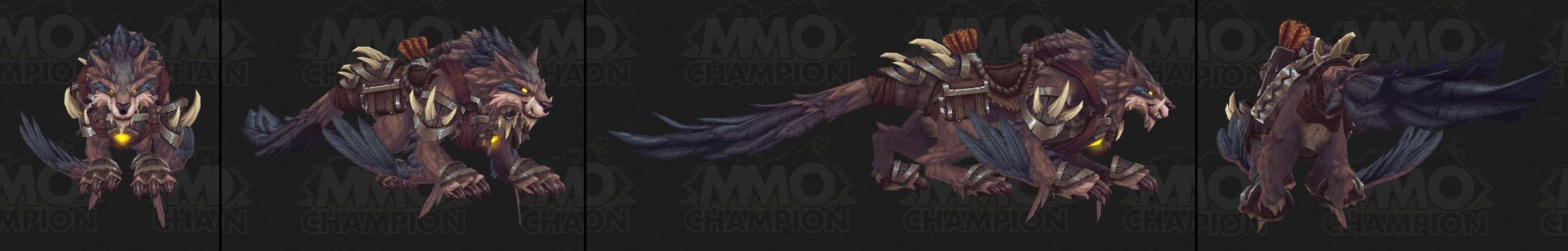 Patch 72 Class Mount Models Mmo Champion