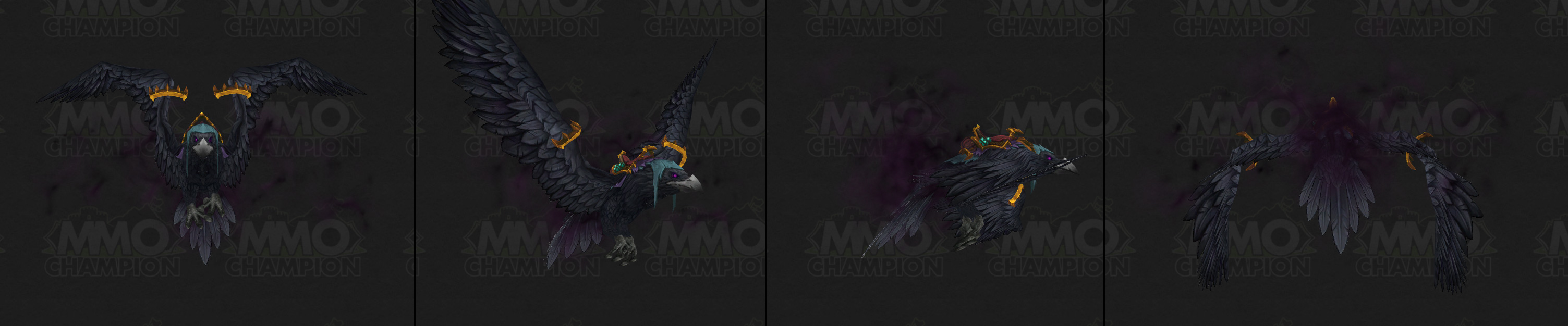 World of Warcraft Class Mounts From Patch 7 2 - Blogs