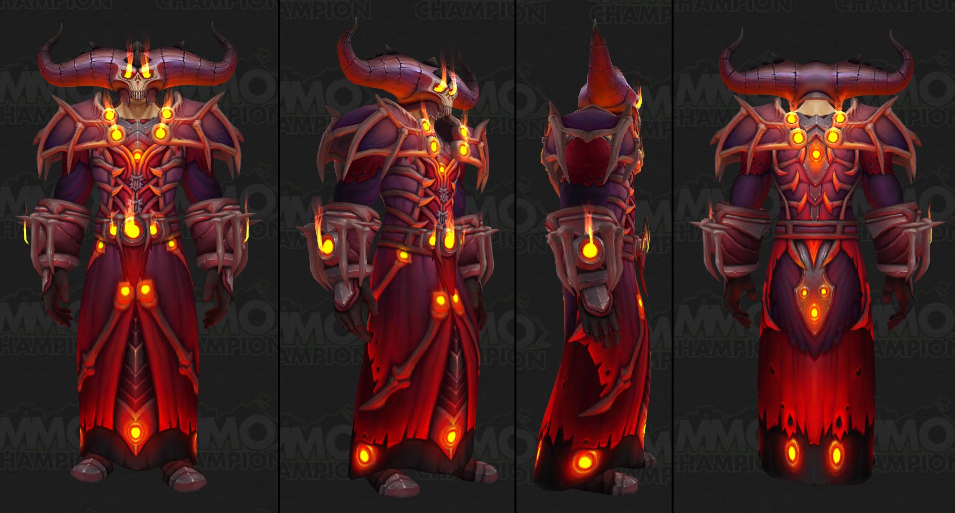 Patch 7.2 - Tier 20 Armor Set Models - MMO-Champion