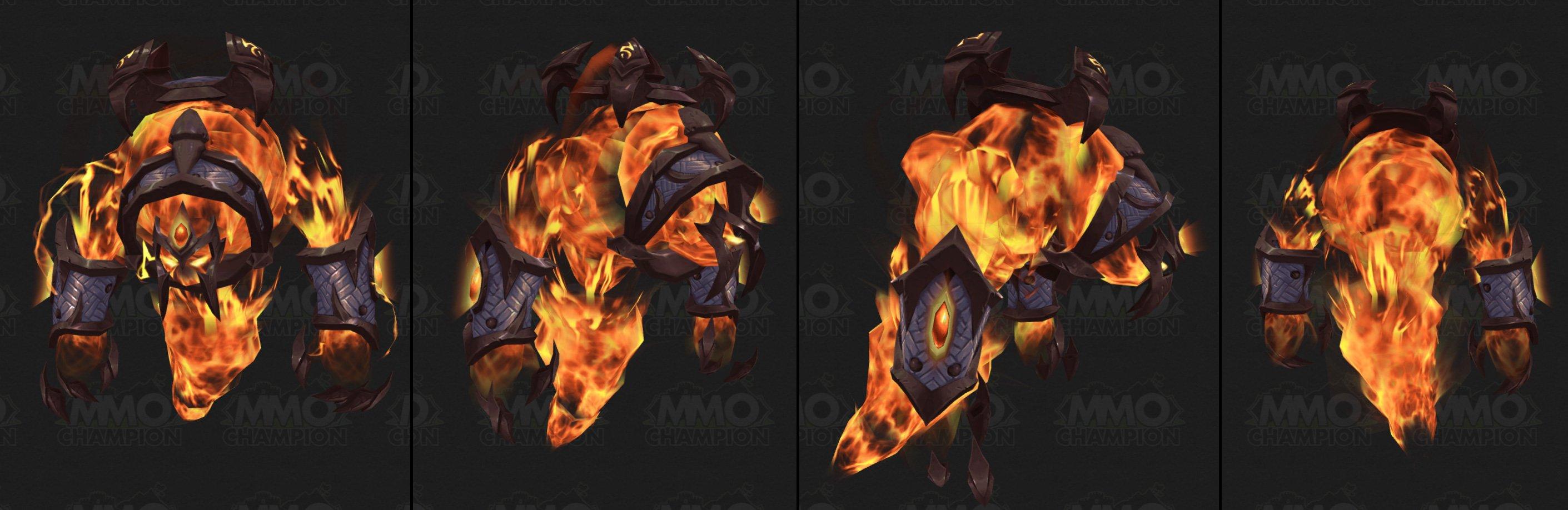 explosive affix wow