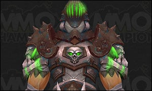 Death Knight Tier 20 Armor Set Green