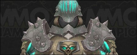 Death Knight Tier 20 Armor Set Teal