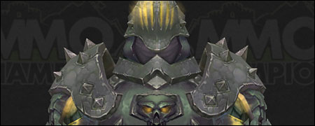Death Knight Tier 20 Armor Set Yellow